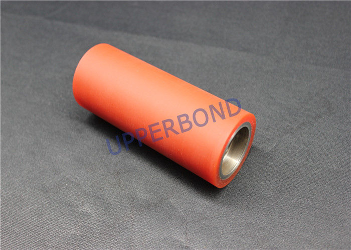 Paper Rubber Pressure Roller To Press Unreeled Input Paper For Cigarette Maker Machine