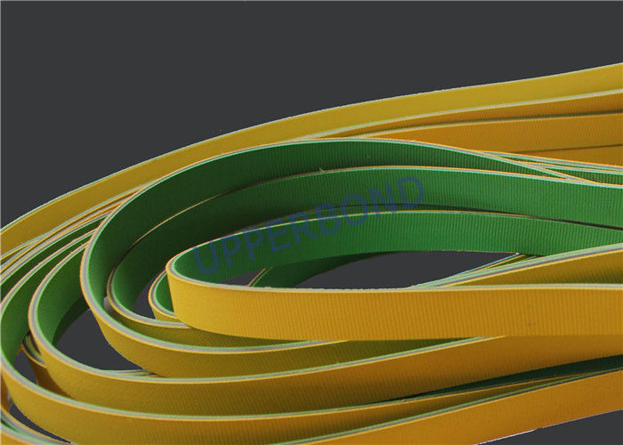 Flat Belts Drive Belts For Draught Fan Of Cigarette Making Machine MK9