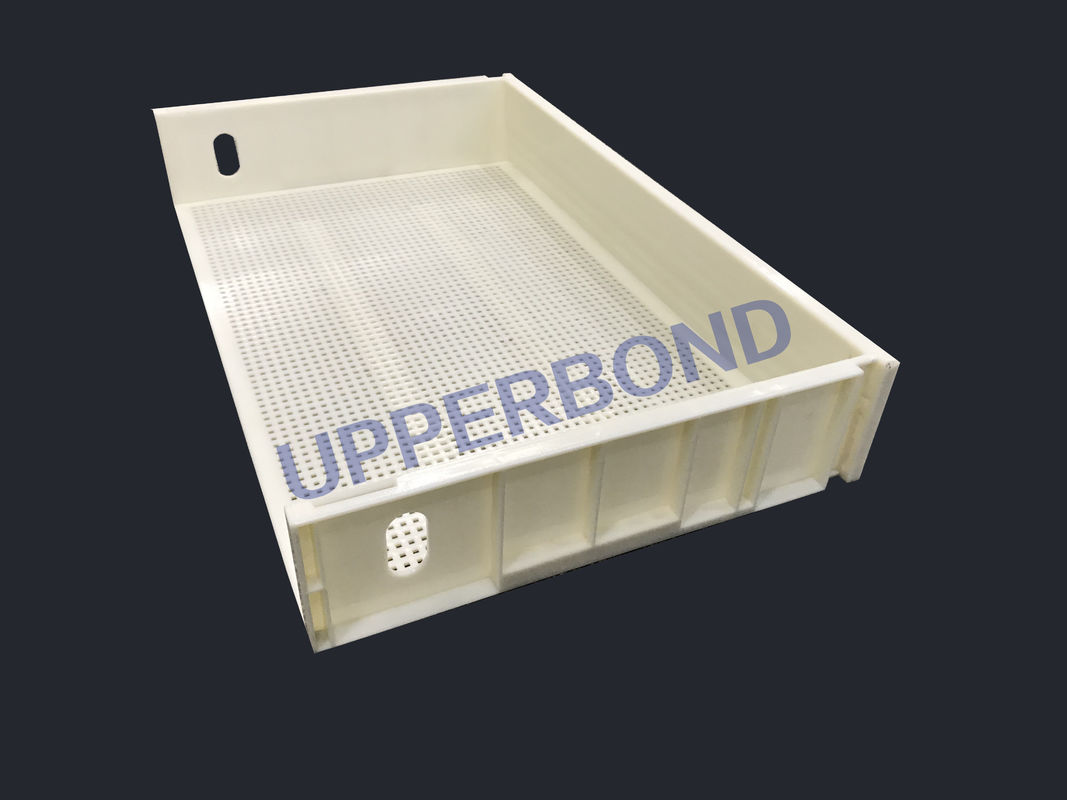 Durable Plastic Loading Tray For MK8 MK9 Protos Low And High Speed Cigarette Making Machine
