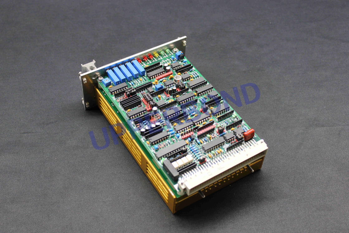 High Temperature Tolerance Speed Controller For Sasib Cigarette Packing Machine Electrical Generator