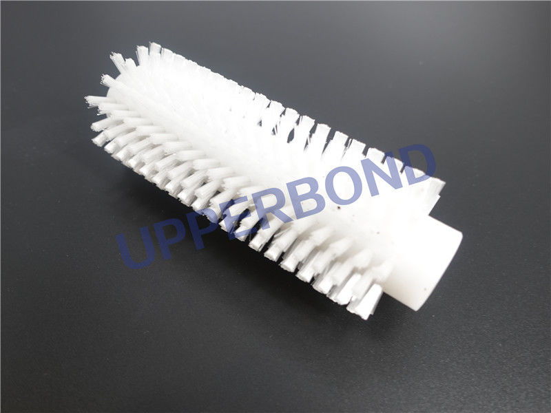 Cigarette Making Machine Parts Metal Shaft Nylon Brush Roller